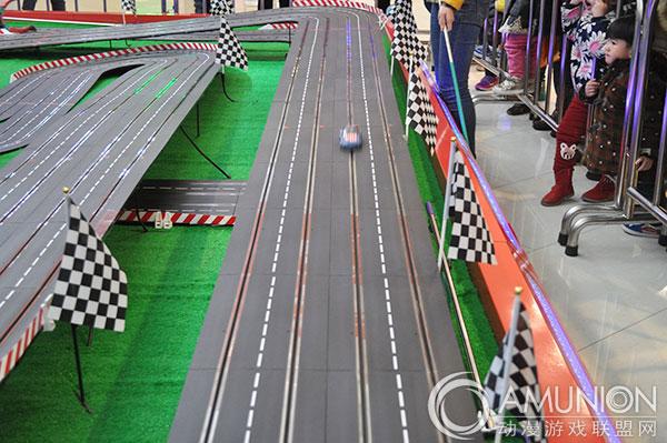 """2016年飞时代GT竞速轨道赛车""""迎春杯""""竞技赛"""
