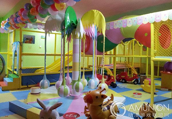 开室内儿童乐园快速回本的5大绝招