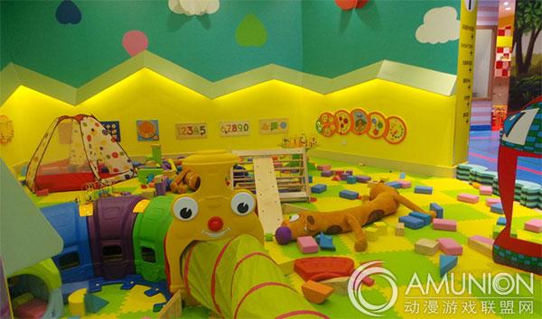 掌握四个方法,让你的室内儿童乐园客源不断