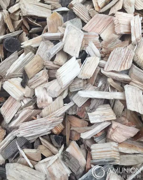 安全性较高的软木屑