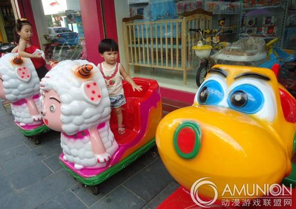 儿童摇摆车