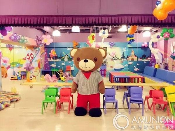 上海室内儿童乐园top10,儿童游乐项目多样化