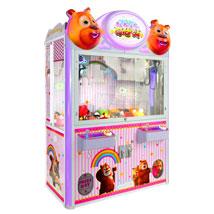 奇趣熊娃娃机