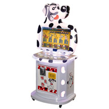 俏皮狗游戏机