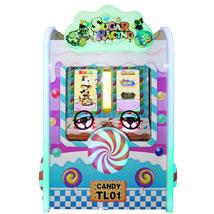 糖果梦幻飞车游戏机