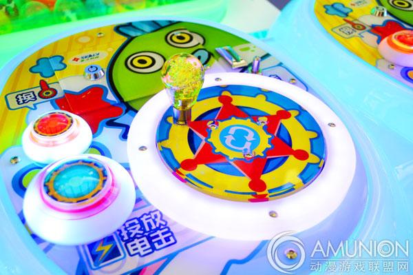 儿童游乐设备 儿童钓鱼机 钓鱼小英雄游戏机                 钓鱼小