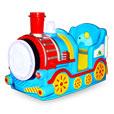 吐泡泡小火车游艺机