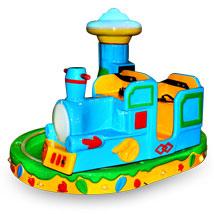 欢乐小火车游艺机