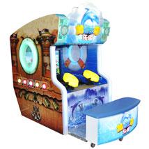 加勒比海乐园射水机
