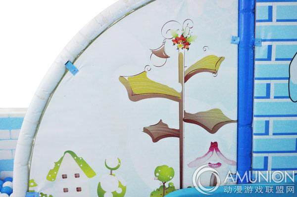 室内儿童乐园冰雪淘气堡价格_冰雪系列淘气堡厂家_堡