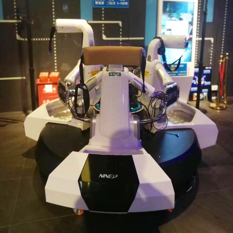 二手玖的VR野战排