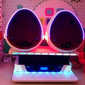 二手玖的新款双人蛋椅