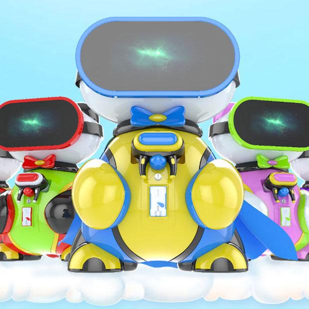 二手玖的儿童VR熊宝