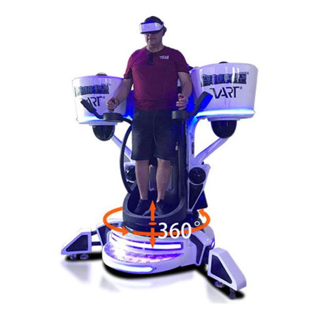 二手龙程VR时空飞行 飞行器