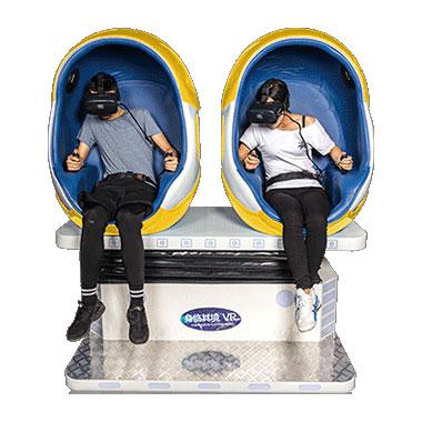 2人座蛋椅VR设备