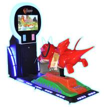 3D画面特设喷雾装置【庄伦:驯龙高手】